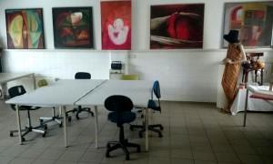 atelier achterste ruimte frontaal