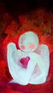 Bijhet gedicht Tulp- van Anje Gnodde