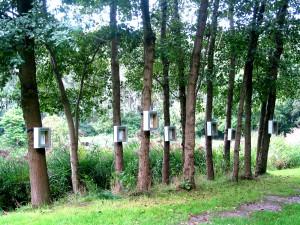 landart-diessen-2010-ode-aan de rivier, gonny geurts